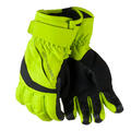 Obermeyer Kid's Cornice Insulated Ski Gloves Green Flash