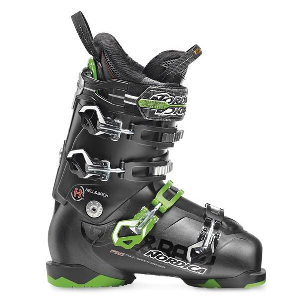 Nordica Men's Hell And Back H2 All Mountain Ski Boots '14