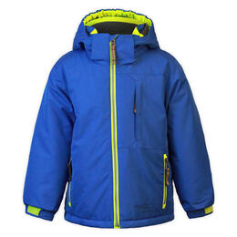 Snow Dragons Toddler Boy's Keyhole Insulated Ski Jacket