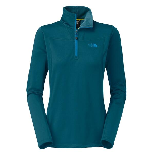 The North Face Women's Paramount Grid 1/4 Zip Fleece Top