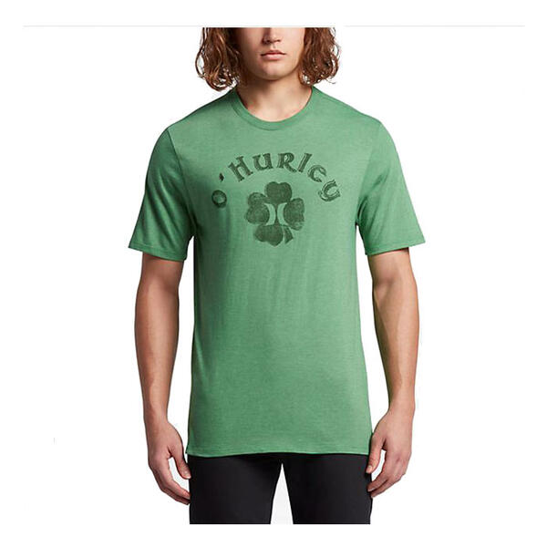 Hurley Men's Borderluck Short Sleeve T Shirt