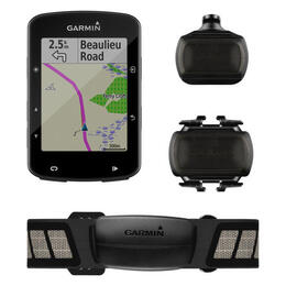 Garmin Edge 520 Plus Cycling Computer Sensor Bundle