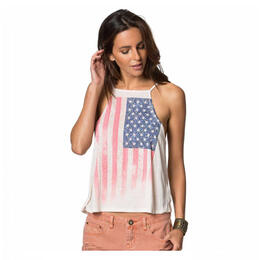 O'Neill Women's Folk Flag Tank Top