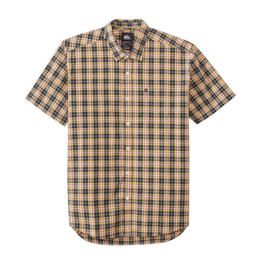 Quiksilver Men's Everyday Check Short Sleev