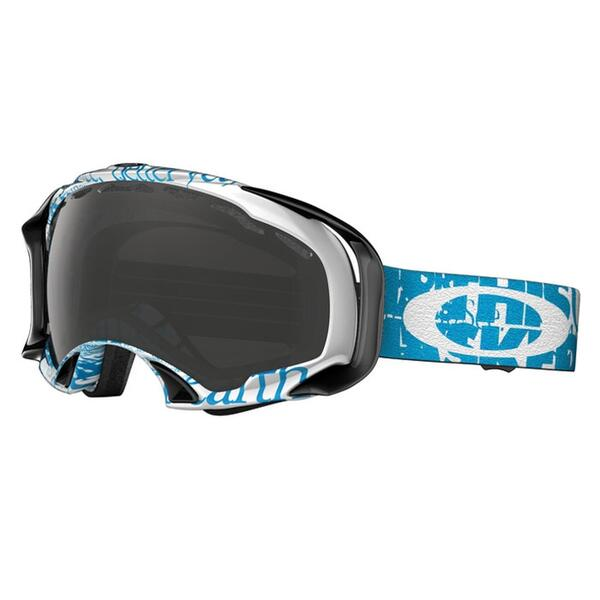 Oakley Splice Snow Goggles with Dark Grey Lens
