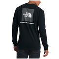 The North Face Men's Red Box Long Sleeve T