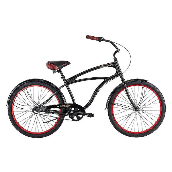 Del Sol Men's Shoreliner Cruiser Bike '15