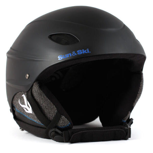 Sun & Ski Phantom Audio Snow Helmet