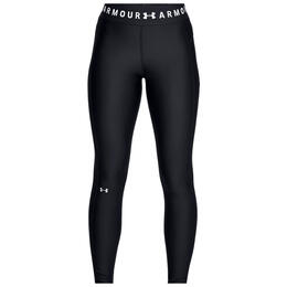 Under Armour Women's HeatGear® Armour Branded WB Leggings