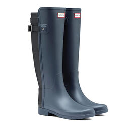 Hunter Women's Original Refined Back Strap Rain Boot