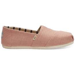 Toms Women's Alpargata Casual Shoes Coral Pink