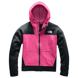 The North Face Girl's Glacier Full Zip Fleece Hoodie