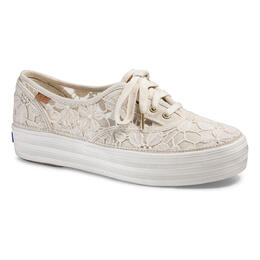 Keds Women's Triple Vintage Crochet Shoes
