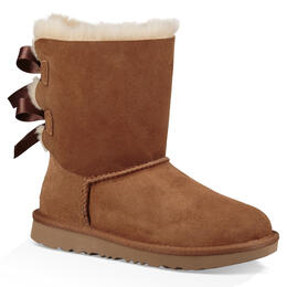 UGG® Girl's Mini Bailey Bow II Boots