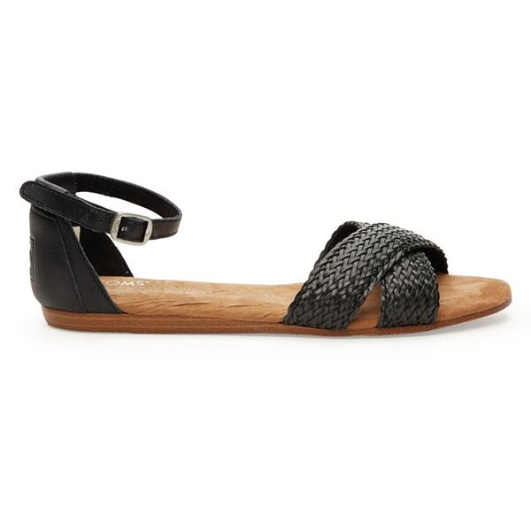 Toms Women's Correa Woven Casual Sandals