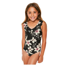 O'Neill Toddler Girl's Albany Floral One Piece