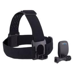 GoPro Head Strap and QuickClip Mount - New