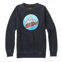 Burton Men's Retro Mtn Crew Long Sleeve Shi