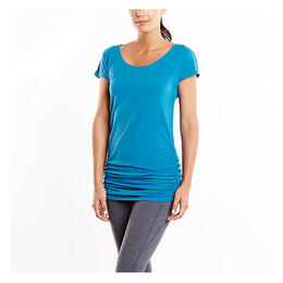 Lucy Women's Yoga Girl Tunic Top