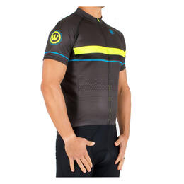 Canari Men's Century Geohex Cycling Jersey