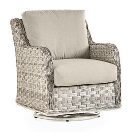 South Sea Rattan Grande Isle Swivel Glider