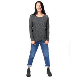 tentree Women's Acre EV2 Long Sleeve Shirt