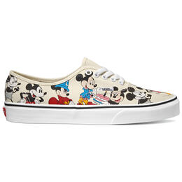 Vans Men's Authentic Mickey's Birthday Casual Shoes