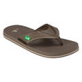 Sanuk Boy's Root Beer Cozy Sandals