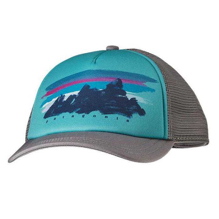 4c2415b2311a7 Patagonia Women s Painted Fitz Roy Interstate Trucker Hat - Sun   Ski Sports