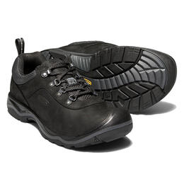 Keen Men's Black Rialto Lace Hiking Shoes