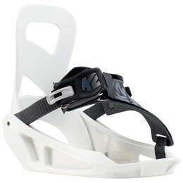 K2 Boy's Mini Turbo Snowboard Bindings '20