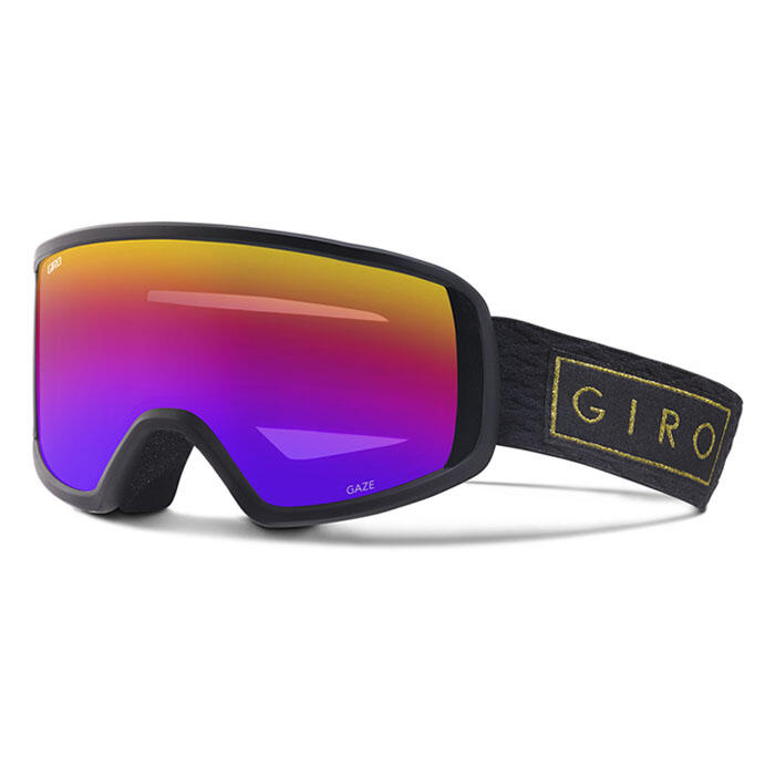Giro Women's Gaze Snow Goggles with Rose Sp