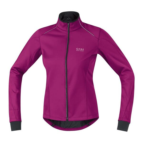 Gore Women's Contest Windstopper Soft Shell Cycling Jacket