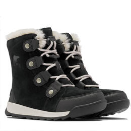 Sorel Girl's Whitney II Suede Winter Boots