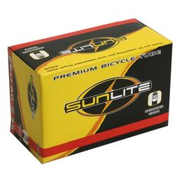 Sunlite 26x1.50-1.95 Shrader Valve Bicycle Tube