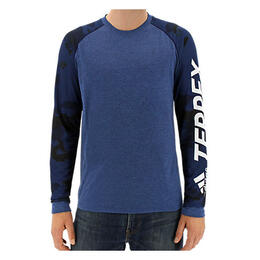 Adidas Men's Trailcross Long Sleeve Shirt