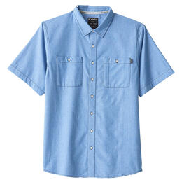 Kavu Men's Vega Button Up Short Sleeve Shirt