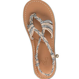 Vines Islandwear Women's Harmony Empress Flat Sandals