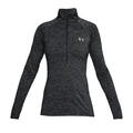 Under Armour Women's UA Tech™ Twist Half Zip Top alt image view 2