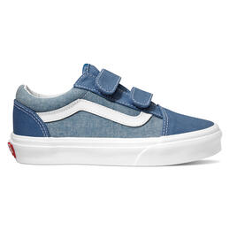 Vans Boy's Old Skool V Casual Shoes