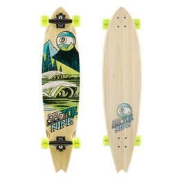 Sector 9 Offshore 16 Complete Longboard