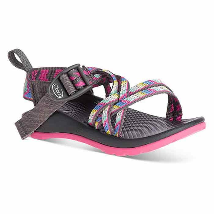 Chaco Girl's ZX/1 EcoTread Sandals Fletched