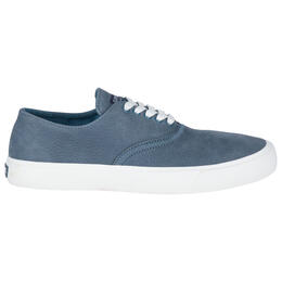 Sperry Women's Captain CVO Washable Leather Casual Shoes Blue