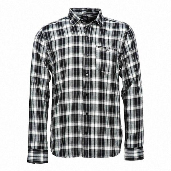Volcom Men's Bartlet Flannel Long Sleeve Shirt