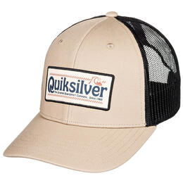 Quiksilver Men's Big Rigger Cap