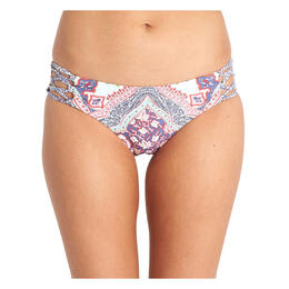 Billabong Women's Luv Lost Lowrider Bikini Bottom