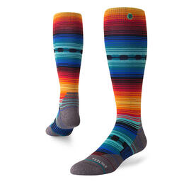 Stance Boy's Calamajue Snow Socks Blue