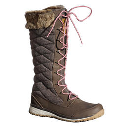 Salomon Women's Hime High Boots Absolute Brown