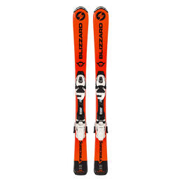 Blizzard Junior Boy's Firebird All Mountain Skis w/ FDT 7.0 Bindings '19