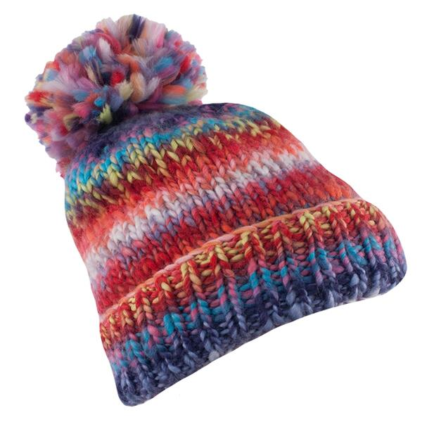Spyder Girl's Twisty Knit Beanie